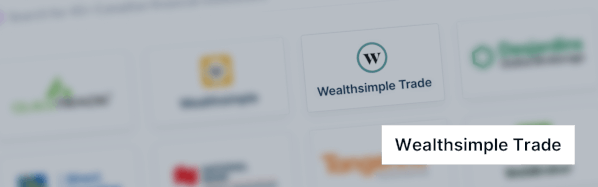 Wealthsimple Trade Now Supported